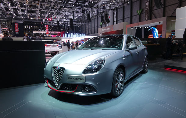 GENEVA 2016 LIVE: Alfa Romeo Giulia este una din principalele atracții ale Salonului Auto de la Geneva - Poza 12