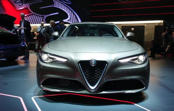 GENEVA 2016 LIVE: Alfa Romeo Giulia este una din principalele atracții ale Salonului Auto de la Geneva - Poza 5