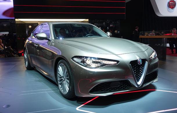 GENEVA 2016 LIVE: Alfa Romeo Giulia este una din principalele atracții ale Salonului Auto de la Geneva - Poza 3