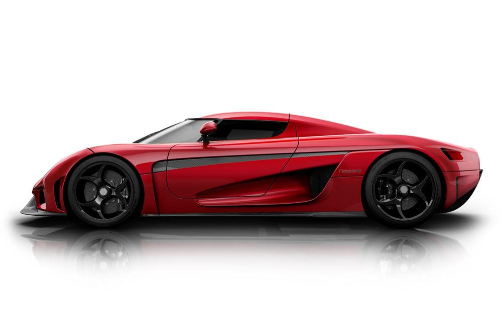 Bugatti who? Koenigsegg Regera anunță 1520 CP și un preț de 3 milioane de euro per exemplar - Poza 1