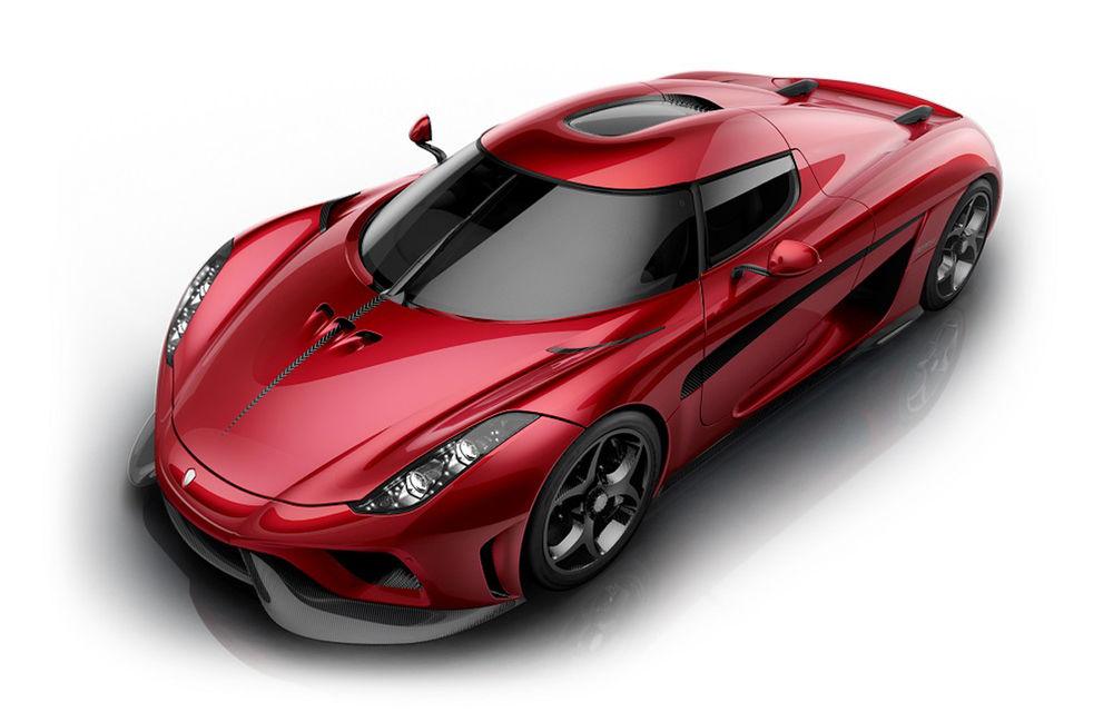 Bugatti who? Koenigsegg Regera anunță 1520 CP și un preț de 3 milioane de euro per exemplar - Poza 2