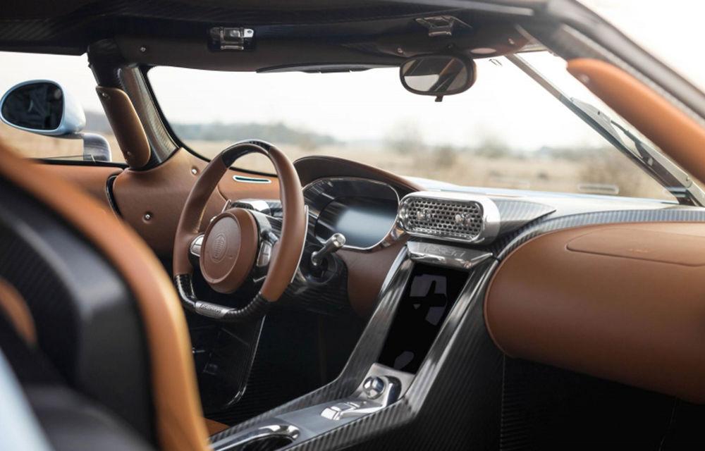 Bugatti who? Koenigsegg Regera anunță 1520 CP și un preț de 3 milioane de euro per exemplar - Poza 3