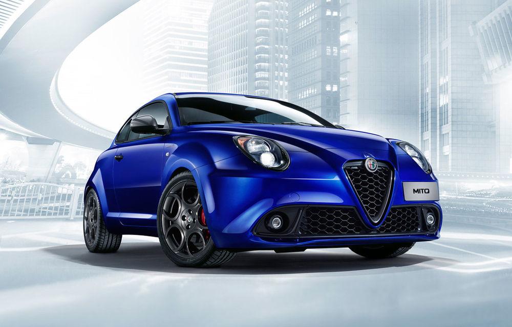 Operație estetică sumară: un nou facelift pentru Alfa Romeo Mito - Poza 1