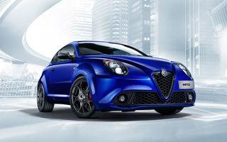 Operație estetică sumară: un nou facelift pentru Alfa Romeo Mito
