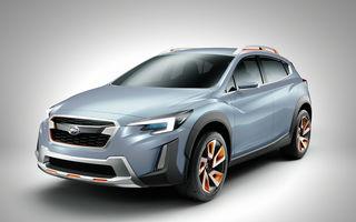 Între premium și accesibile: Subaru XV Concept anunță un nou SUV compact