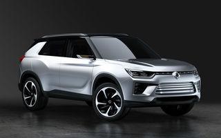 Amenință Ssangyong segmentul SUV compact? Conceptul SIV-2 anunță înlocuitorul lui Korando