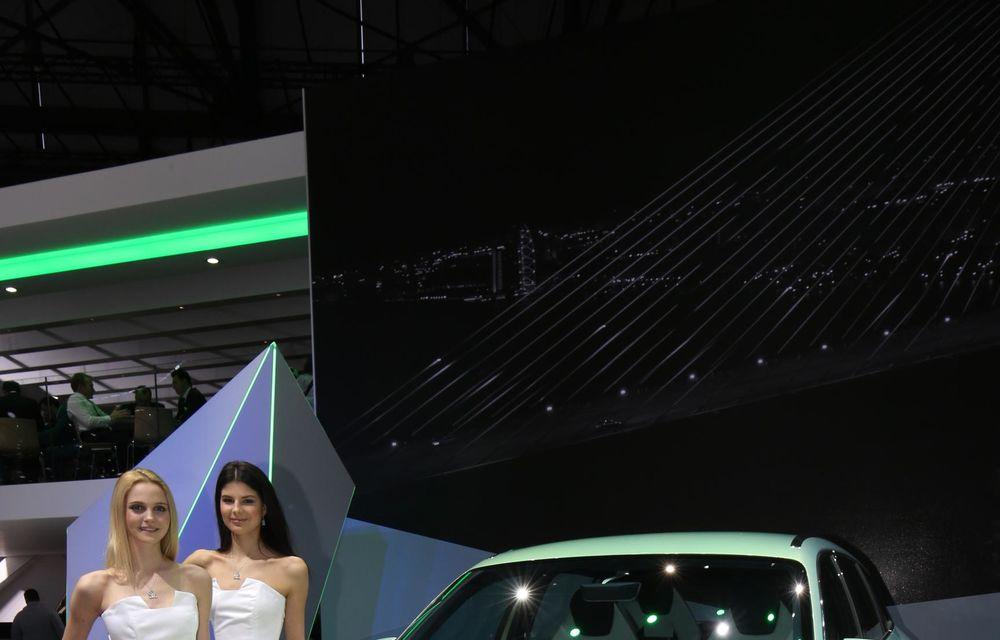 GENEVA 2016 LIVE: Skoda VisionS ne oferă o mostră din viitorul SUV compact al mărcii - Poza 7