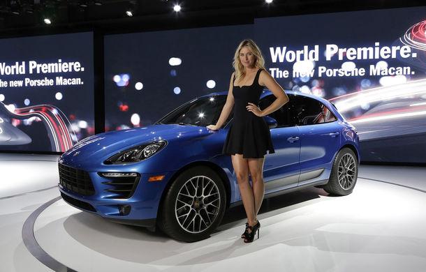 Porsche anunță întreruperea contractului de imagine cu Maria Sharapova după ce rusoaica a picat un test antidoping în ianuarie 2016 - Poza 1