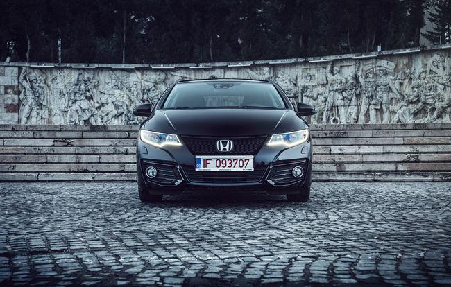 Test drive Honda Civic facelift (2015-2017)