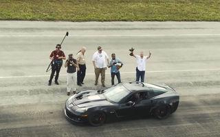 A schimbat taberele: Cea mai rapidă mașină electrică din lume este un Chevrolet Corvette