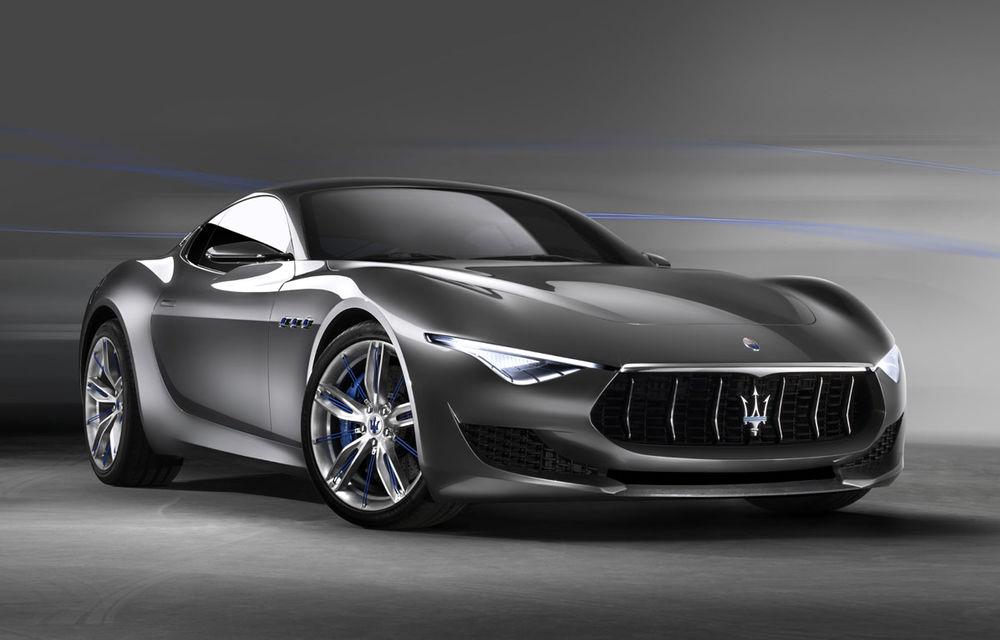 Socotelile se strică pentru Maserati: Ținta de vânzări scade la 50.000 de mașini pe an, iar Alfieri este amânat - Poza 1