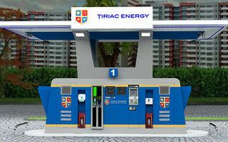 Cum să alimentezi rapid maşina: Ion Ţiriac îşi face lanţ de 200 de benzinării cu autoservire cu plata prin card
