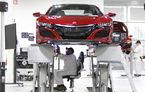 După lupte seculare, Honda NSX intră oficial în producție. Primele mașini ajung în Europa în toamnă