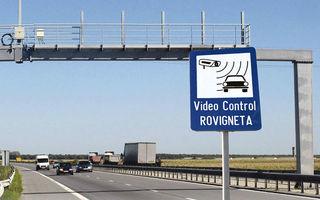 Rovinieta, o bătaie de cap pentru români în 2015: aproape 360.000 de cazuri de mașini fără rovinietă valabilă