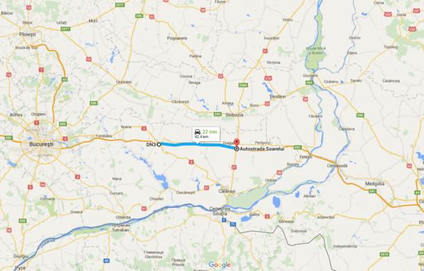 Vară compromisă? Autoritățile închid pentru lucrări 40 de kilometri de pe autostrada București-Constanța - Poza 2
