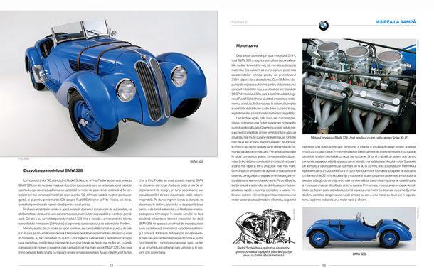 """Carte românească de colecție: """"BMW. 100 de ani"""" celebrează centenarul mărcii bavareze - Poza 3"""