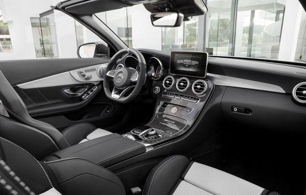 La foc automat: Mercedes C63 AMG Cabrio este al șaselea model AMG în doar o lună - Poza 9