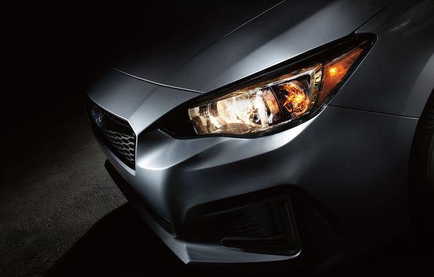 Dinastia Subaru Impreza continuă: compacta japoneză ajunge la a cincea generație - Poza 11