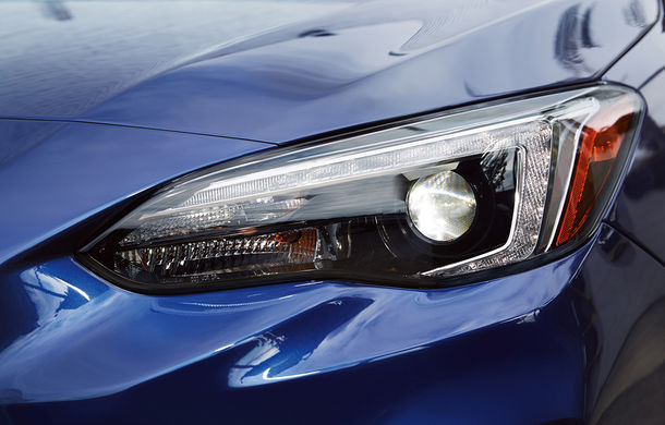 Dinastia Subaru Impreza continuă: compacta japoneză ajunge la a cincea generație - Poza 7