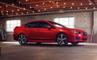 Dinastia Subaru Impreza continuă: compacta japoneză ajunge la a cincea generație