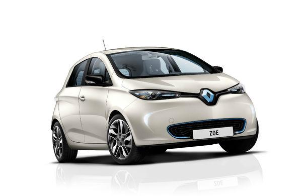 Recall la electrice: un sfert din producţia lui Renault Zoe, în service pentru risc de avarii la furtunurile care transportă lichidul de frână - Poza 1