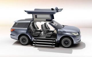 Vi-l mai aduceți aminte pe Lincoln Navigator? SUV-ul american a reînviat sub forma unui concept futurist
