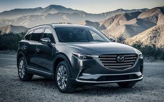 Mazda îl vrea pe CX-9 în Europa, dar are nevoie de clienți și de un motor diesel potent