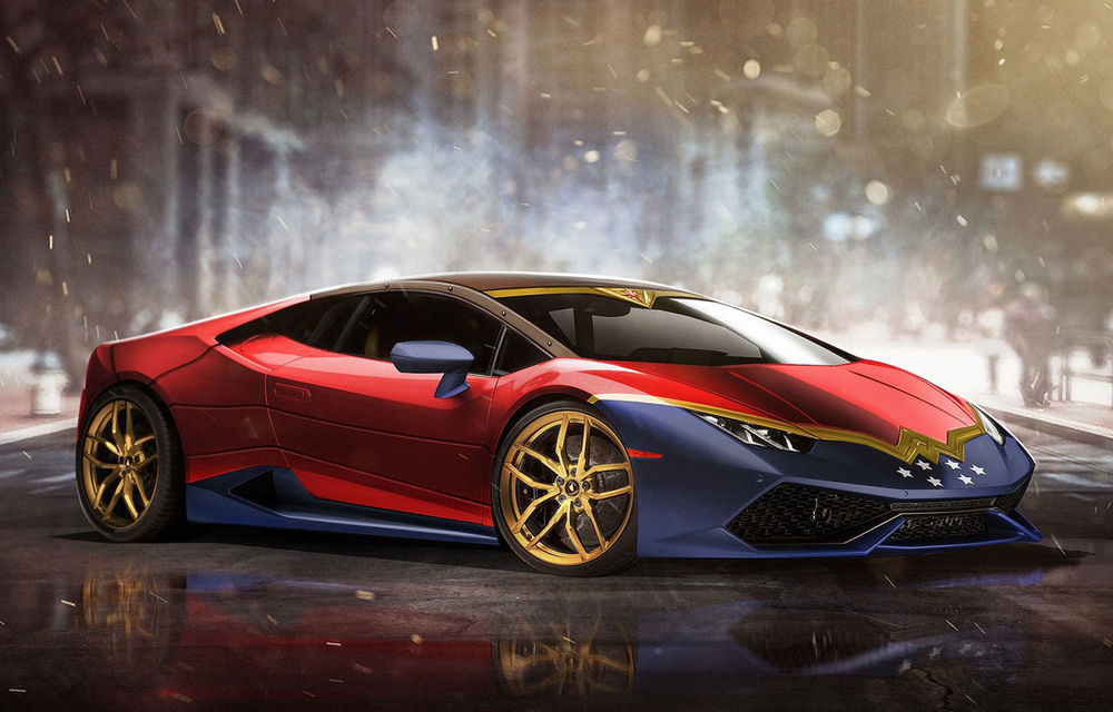 Supereroii au și ei mașinile lor: lista supercarurilor include un Bugatti Chiron pentru Superman și un BMW M2 pentru Batman - Poza 9