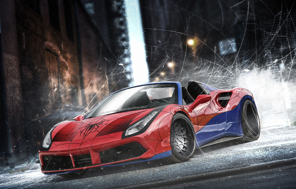 Supereroii au și ei mașinile lor: lista supercarurilor include un Bugatti Chiron pentru Superman și un BMW M2 pentru Batman - Poza 7