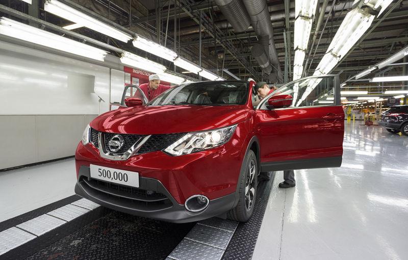 Europa se va umple de Nissan Qashqai. Japonezii cresc iar producția pentru a face față cererii - Poza 1
