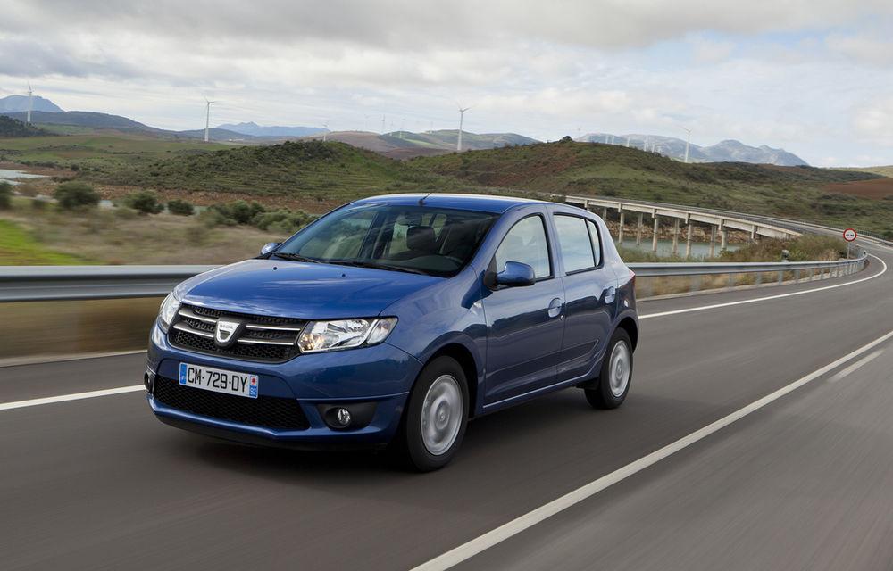 Dacia este pe val în Franţa: vânzările au crescut cu 20% în martie - Poza 1
