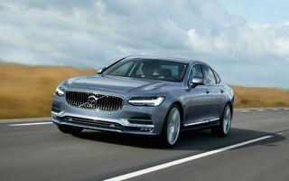 Prețuri pentru noile Volvo S90 și V90 în România: tarife premium, echipare de bază generoasă