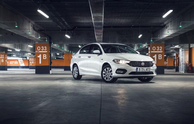 Test drive Fiat Tipo