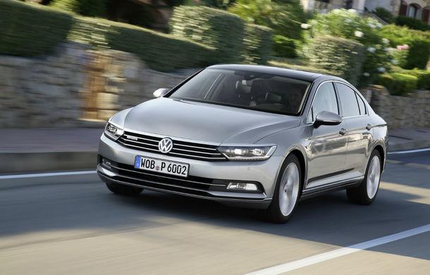 """Volkswagen confirmă blocarea recall-urilor pentru Passat: """"Update-ul software pentru Dieselgate măreşte consumul"""" - Poza 1"""