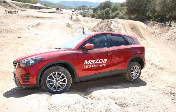 Supraviețuitorii. Am chinuit la sânge Mazda6, CX-3 și CX-5 în off-road. Și avem vești bune - Poza 25