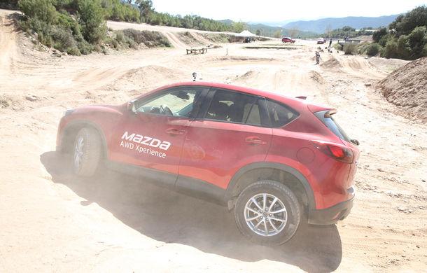 Supraviețuitorii. Am chinuit la sânge Mazda6, CX-3 și CX-5 în off-road. Și avem vești bune - Poza 26