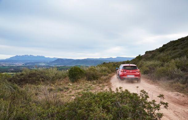 Supraviețuitorii. Am chinuit la sânge Mazda6, CX-3 și CX-5 în off-road. Și avem vești bune - Poza 48