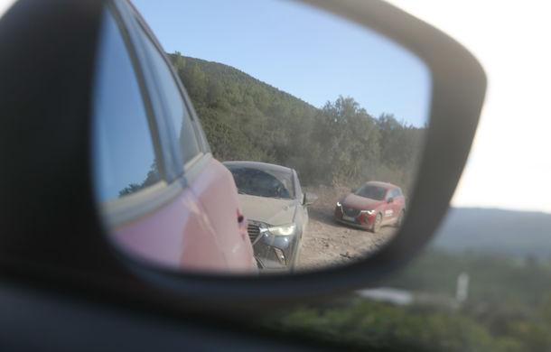 Supraviețuitorii. Am chinuit la sânge Mazda6, CX-3 și CX-5 în off-road. Și avem vești bune - Poza 40