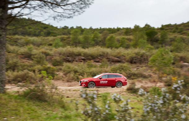 Supraviețuitorii. Am chinuit la sânge Mazda6, CX-3 și CX-5 în off-road. Și avem vești bune - Poza 7