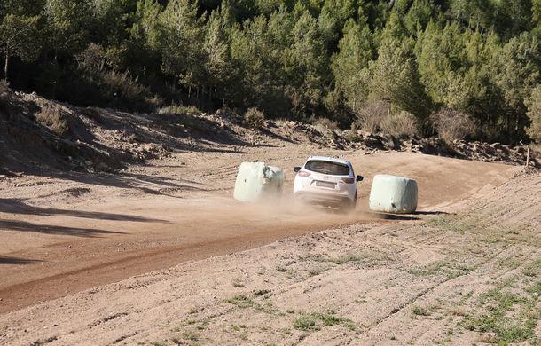 Supraviețuitorii. Am chinuit la sânge Mazda6, CX-3 și CX-5 în off-road. Și avem vești bune - Poza 57