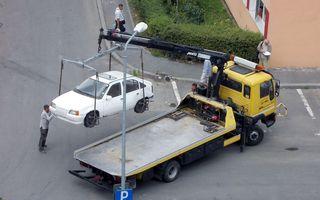 Revine coşmarul ridicărilor de maşini? În sectorul 1 al Capitalei, maşinile parcate neregulamentar vor putea fi ridicate din nou