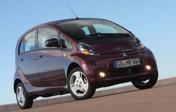 Scandalul Mitsubishi ia amploare: maşina electrică i-MIEV, Outlander şi alte modele ar putea fi afectate de trucarea consumului - Poza 1