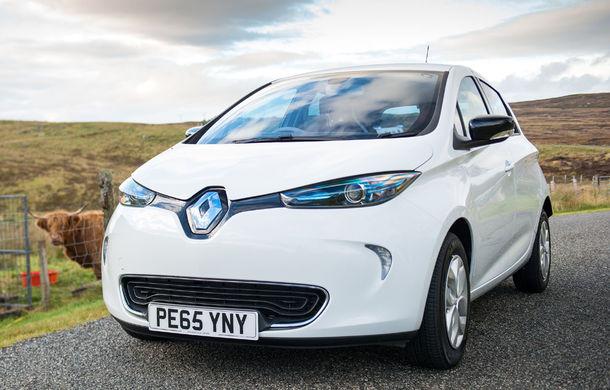 Aniversare electrică: Renault Zoe a ajuns la o producţie de 50.000 de unităţi. 98% dintre clienţi sunt mulţumiţi de maşină - Poza 2