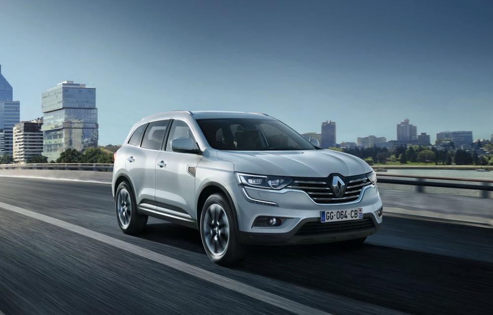 Același nume, cu totul altă mașină: Renault Koleos completează oferta francezilor în segmentul D (Update foto) - Poza 1