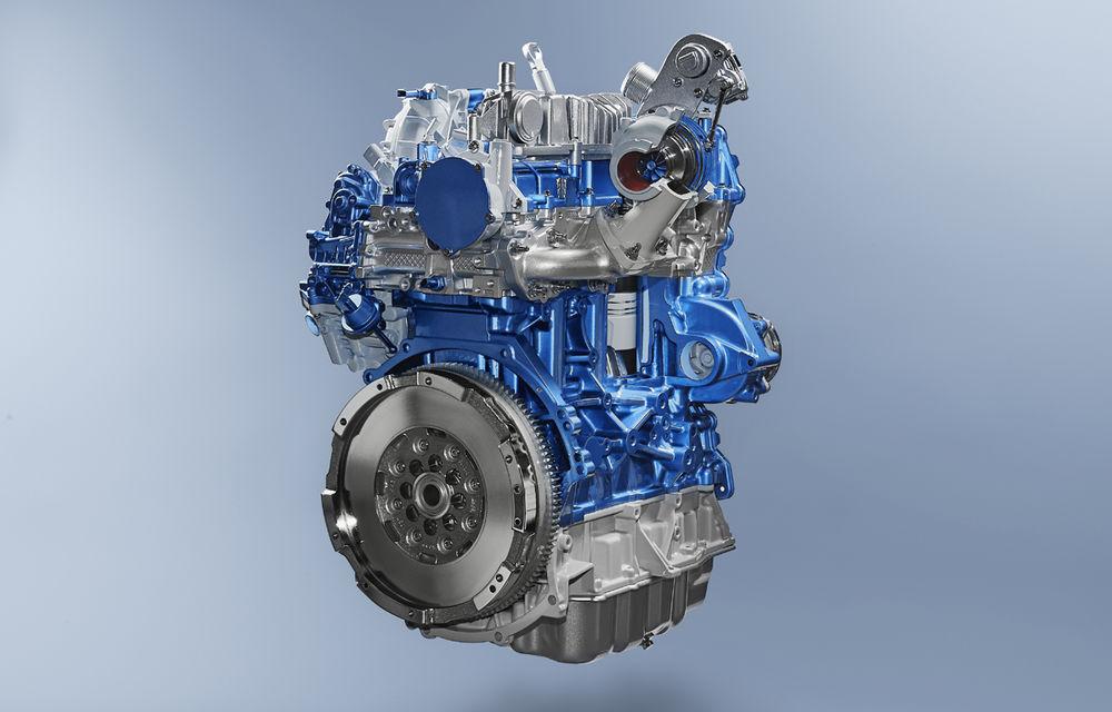 Ford lansează o nouă familie de motoare diesel de 1.5 şi 2.0 litri: EcoBlue va fi disponibil în 6 variante între 100 CP şi 240 CP - Poza 1
