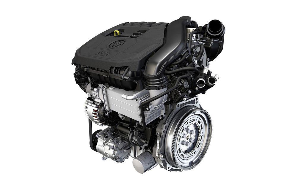Mai puternic, dar mai eficient: Volkswagen anunţă un nou motor TSI de 1.5 litri de 130 CP şi 150 CP care consumă mai puţin decât actualul 1.4 TSI - Poza 1