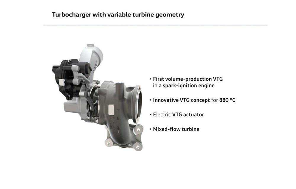 Mai puternic, dar mai eficient: Volkswagen anunţă un nou motor TSI de 1.5 litri de 130 CP şi 150 CP care consumă mai puţin decât actualul 1.4 TSI - Poza 4