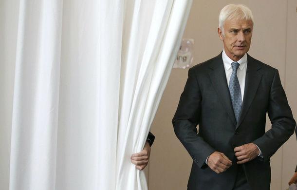 Dieselgate la nivel înalt: CEO-ul VW Group i-a cerut scuze lui Barack Obama pentru scandalul emisiilor - Poza 1
