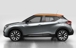 Înghesuit între Juke și Qashqai: acesta este Nissan Kicks, cel mai nou crossover al mărcii nipone