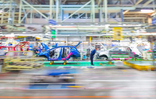 Petrecere europeană cu sushi și sashimi: Toyota sărbătorește 10 milioane de mașini produse în Europa - Poza 1